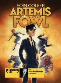 Vignette du livre Artemis Fowl  CD mp3  (5h00)