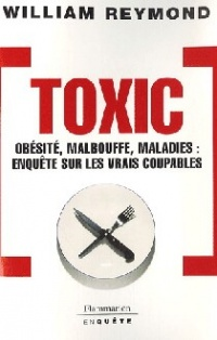 Vignette du livre Toxic - William Reymond