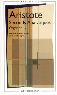 Vignette du livre Organon T.4: Seconds analytiques: Bilingue