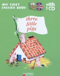 Vignette du livre Three little pigs