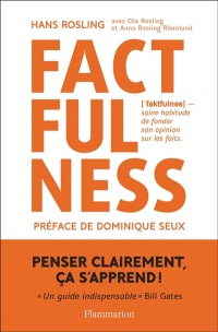 Vignette du livre Factfulness