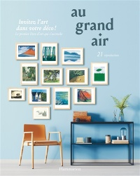 Vignette du livre Au grand air. 21 reproductions - Pascaline Boucharinc