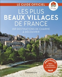 Vignette du livre Les plus beaux villages de France : le guide officiel
