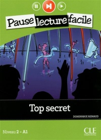 Vignette du livre Top secret: niveau 2-A1