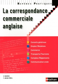 Correspondance commerciale anglaise (La) - Dominique & Janiaud- Daugeras