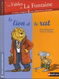 Lion Et Le Rat T6 Par Beaupère Videau Jeunesse Contespoésie