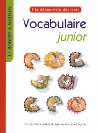 Vignette du livre Vocabulaire Junior