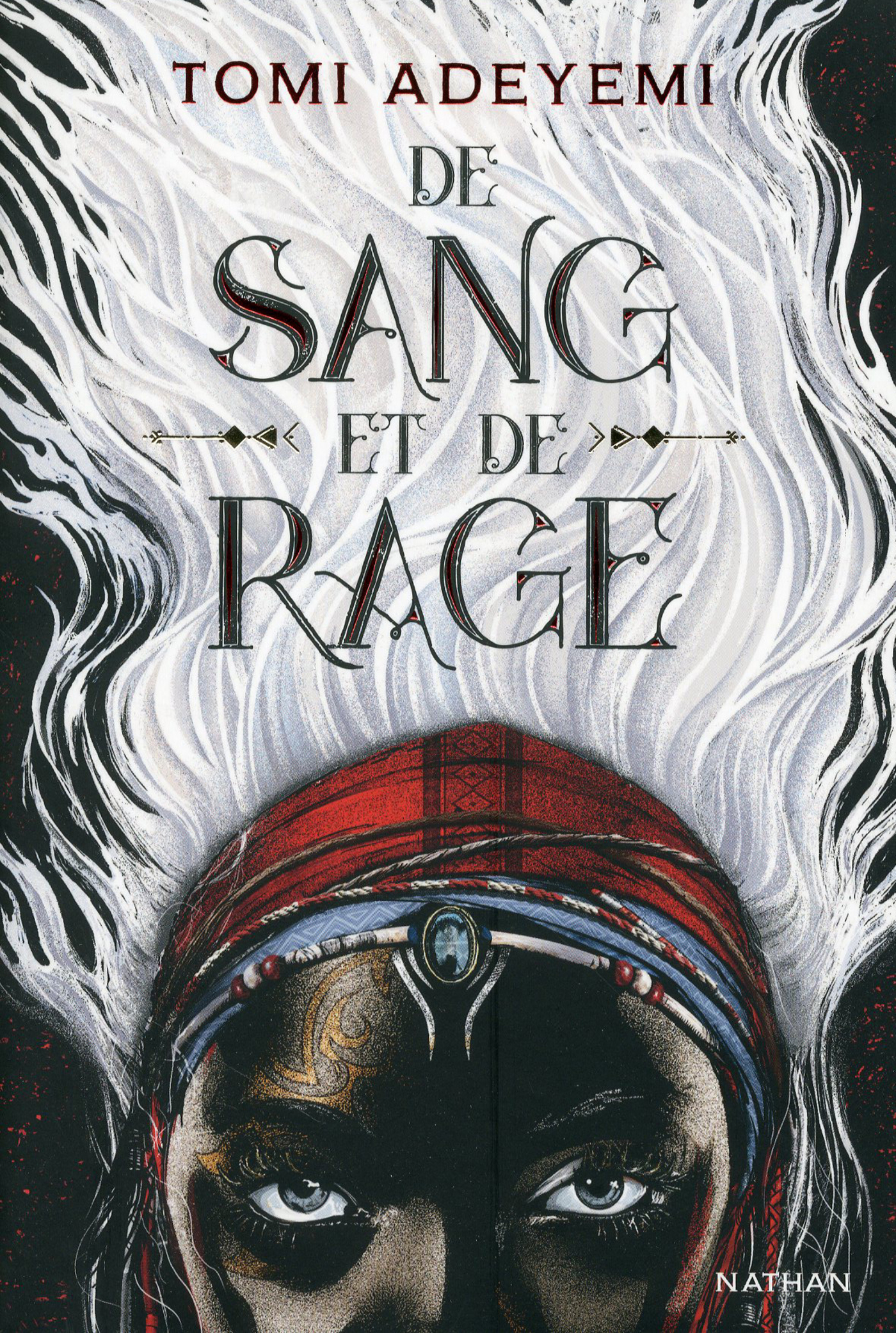 Vignette du livre Children of blood and bone T.1: De sang et de rage