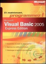 Vignette du livre Visual Basic 2005 Express Edition
