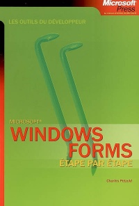 Vignette du livre Windows Forms: Étape par Étape