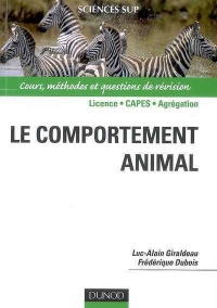 Vignette du livre Le comportement animal