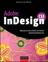 Vignette du livre Adobe InDesign CS3