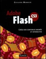 Vignette du livre Adobe Flash CS3