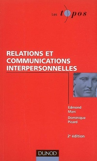 Vignette du livre Relations et communications interpersonnelles
