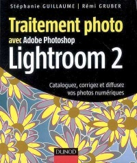 Vignette du livre Traitement photo avec Adobe Photoshop Lightroom 2