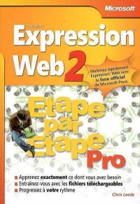 Microsoft Expression Web 2 - Chris Leeds