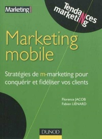 Vignette du livre Marketing Mobile