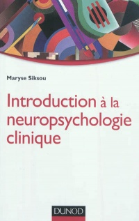 Vignette du livre Introduction à la neuropsychologie clinique