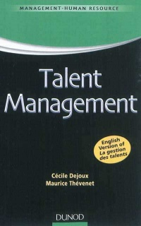 Vignette du livre Talent management: post-crisis management
