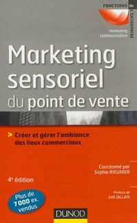 Vignette du livre Marketing sensoriel du point de vente 4e Éd.