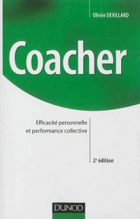 Vignette du livre Coacher: efficacité personnelle et performance collective