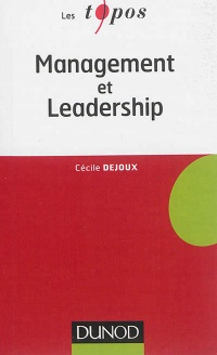 Management et leadership - Cécile Dejoux