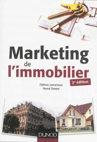 Vignette du livre Marketing de l'immobilier 2e Éd.