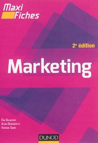Vignette du livre Maxi fiches de marketing 2e Éd.