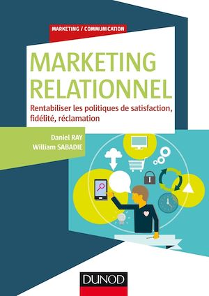 Vignette du livre Marketing relationnel