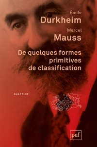 Vignette du livre De quelques formes primitives de classification