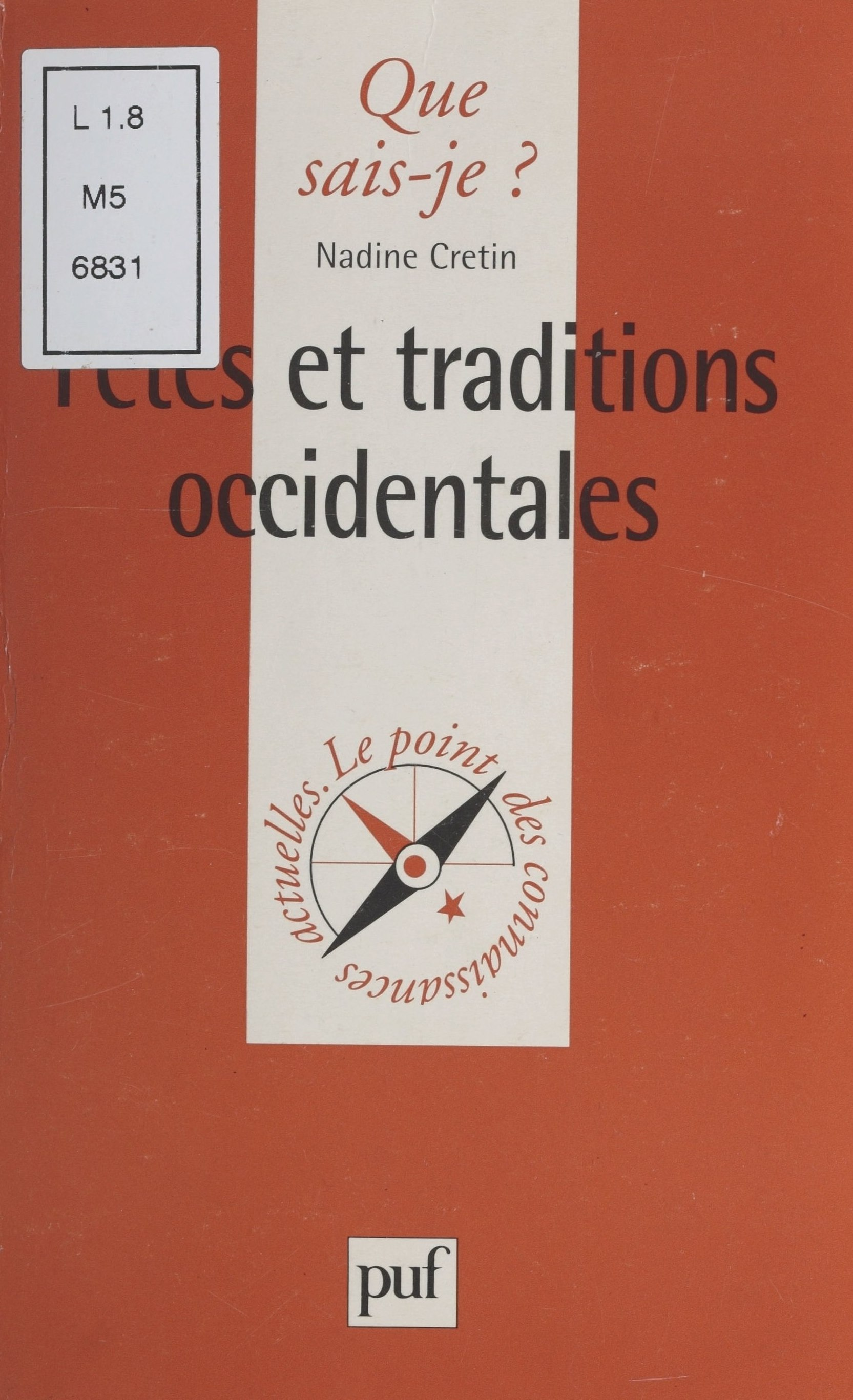 Vignette du livre Fêtes et traditions occidentales