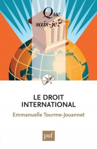 Vignette du livre Le droit international