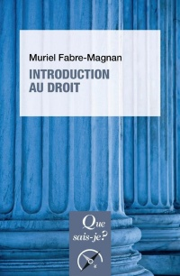 Vignette du livre Introduction au droit