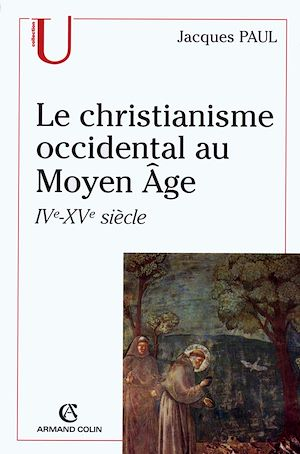 Vignette du livre Le christianisme occidental au Moyen Âge