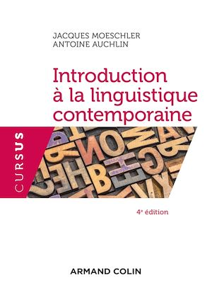 Vignette du livre Introduction à la linguistique contemporaine: Linguistique
