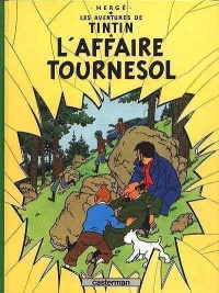 Tintin T.18 : L'affaire Tournesol -  Hergé