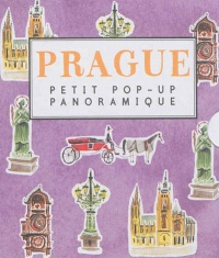 Vignette du livre Prague: petit pop-up panoramique