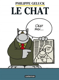 Le Chat T.1 : Le chat - Philippe Geluck