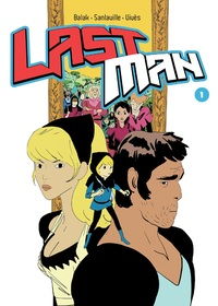 Last Man T.1, Guy Bury