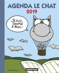 Agenda Le Chat 2019 - Philippe Geluck