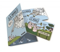 Vignette du livre Le Chat T.18 : La Bible selon le Chat