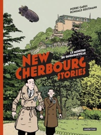 Vignette du livre New Cherbourg Stories T.1 : Le monstre de Querqueville