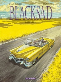 Blacksad T.5 : Amarillo, Juanjo Guarnido