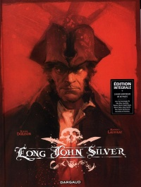 Long John Silver: intégrale, Mathieu Lauffray