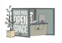 Dans mon open space -  James