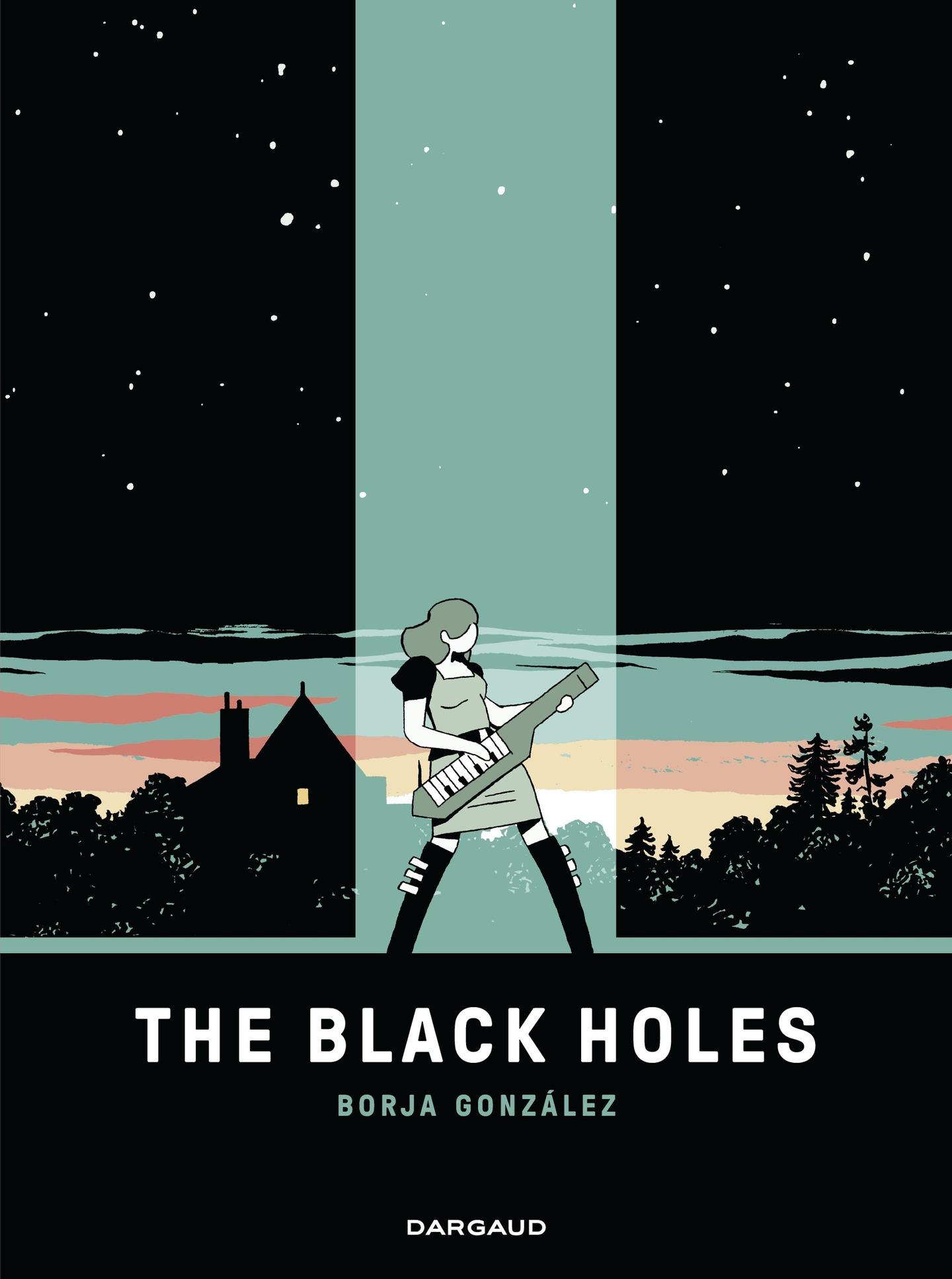 Vignette du livre The Black Holes