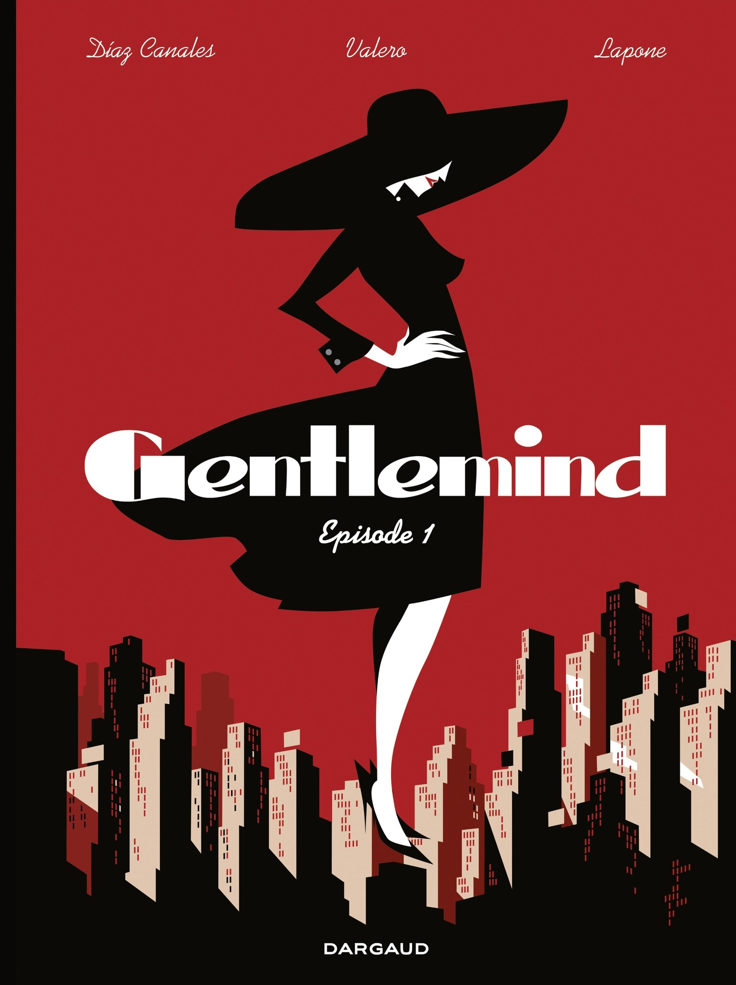 Gentlemind T.1, Antonio Lapone