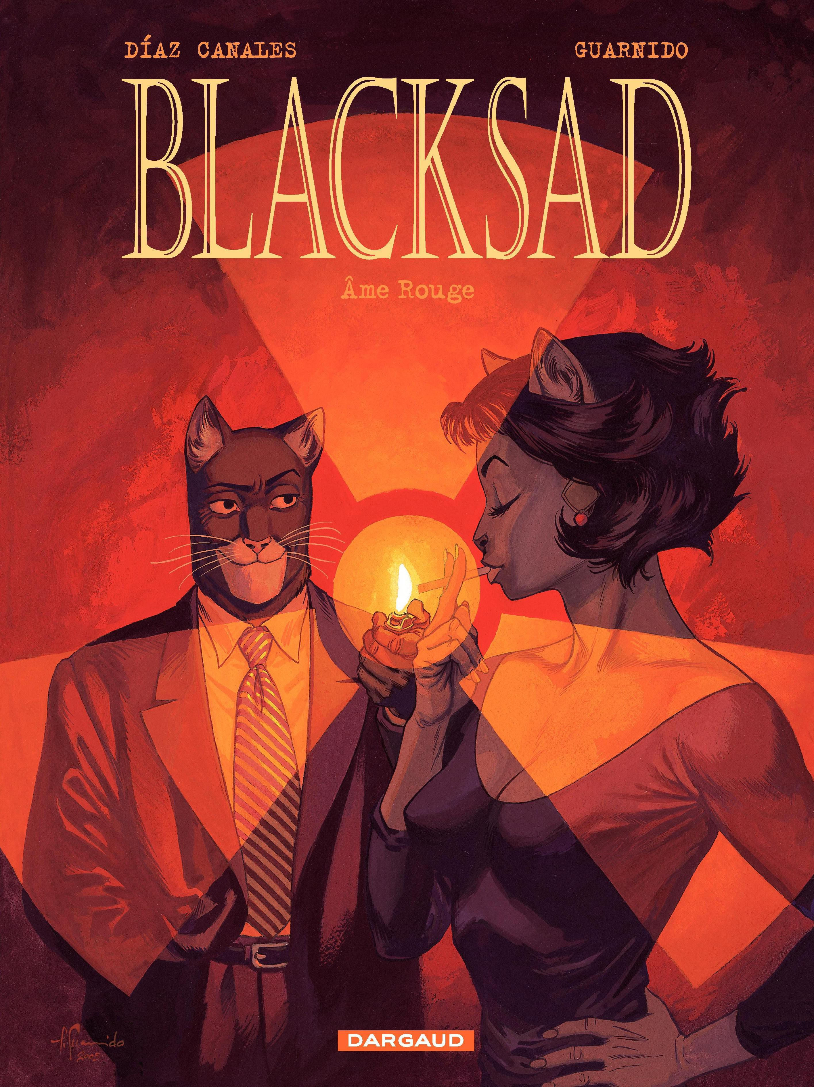 Blacksad T.3 : Âme rouge, Juanjo Guarnido