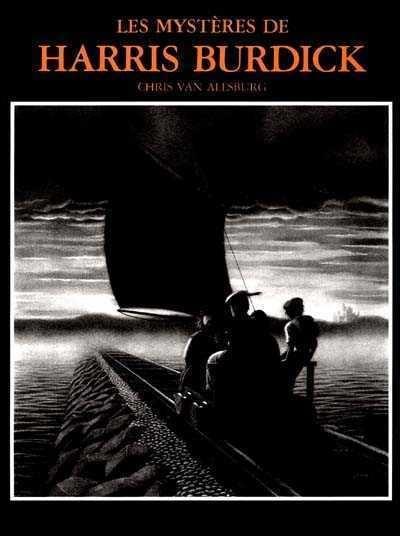 Favori Boréal Express par Chris Van Allsburg | Jeunesse | Albums  AB65
