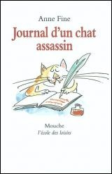 Journal d'un chat assassin - Anne Fine